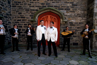 Wedding in Chelsea with Mariachi Band